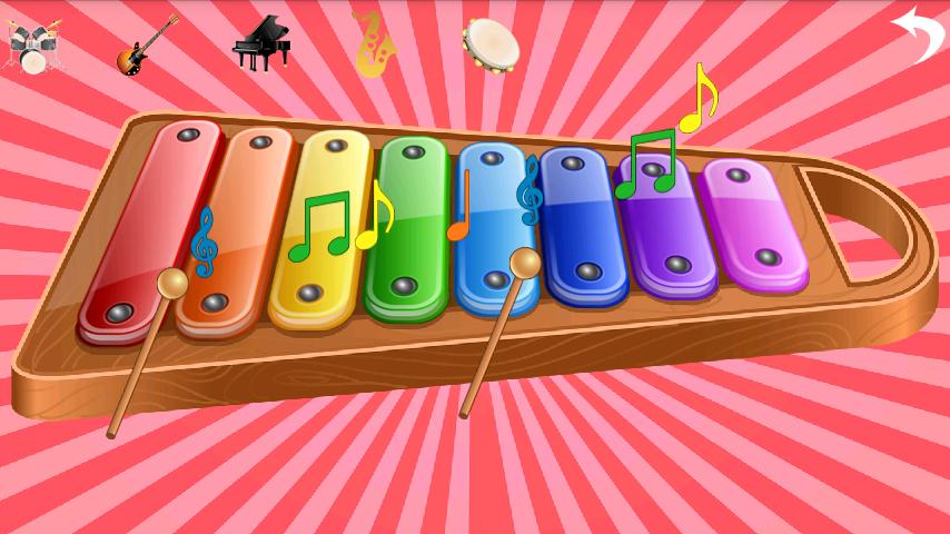 kids music instrumets kidstatic